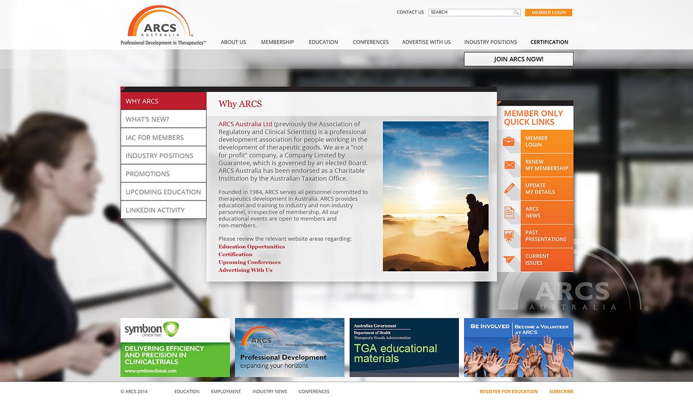 ARCS Australia