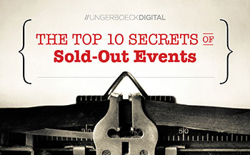 The Top 10 Secrets of Sold-Out Events